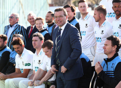 Andrew is currently chief executive with Sussex county cricket.