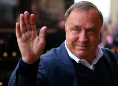 Dick Advocaat is stepping down as Netherlands manager.