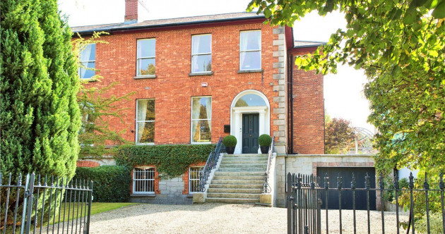 Spacious €3m period home within strolling distance of Stephen's Green