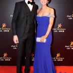 Colm Cavanagh with Navina Cavanagh<span class=