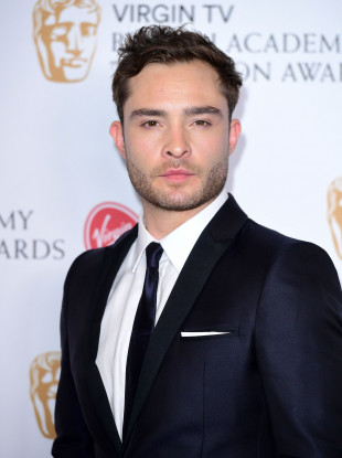 Ed Westwick said he has never had anything to do with such