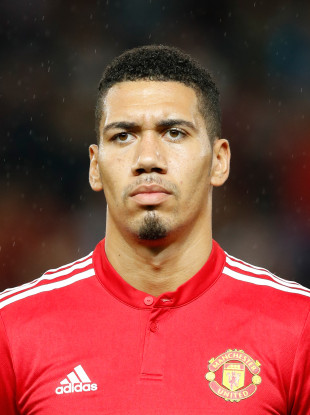 Manchester United's Chris Smalling (file pic).