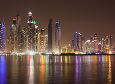 Dubaii has seen significant construction in recent years.