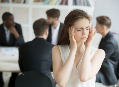 Migraine is up to three times more common in women than men.