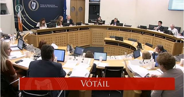 As it happened: TDs and Senators vote in favour of repealing the Eighth Amendment
