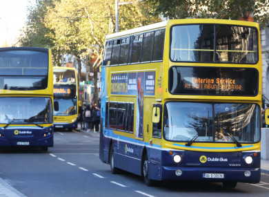 888bf81c2c  I was completely mortified   Mother ordered off Dublin Bus because her  baby was crying