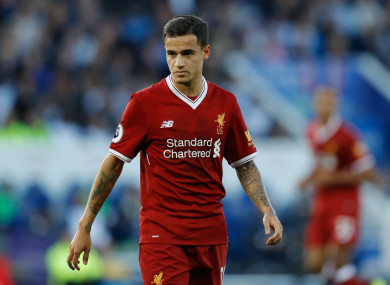 330895535 Coutinho would be a  great signing  for Barcelona - Iniesta · The42