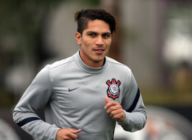 Guerrero missed Peru's World Cup play-off games against New Zealand.