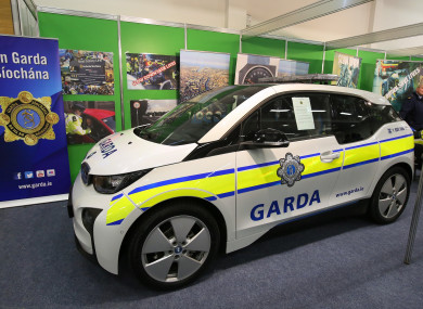 The Gardai Will Soon Be Driving Electric Bmws Well Some Of Them