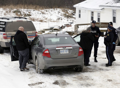 Police are combing through five properties, four in Toronto, one in Madoc, connected to Bruce McArthur