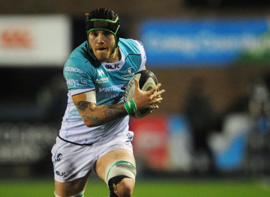 Heenan announced in November he would be leaving Connacht at the end of this season.