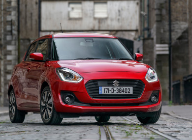 Review: The Suzuki Swift proves that good things come in