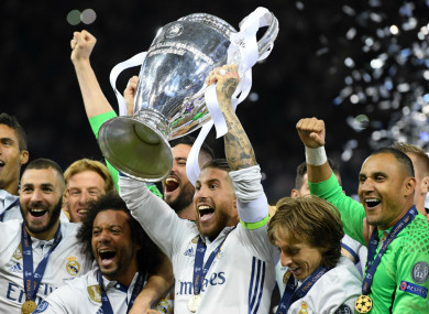 uefa champions league all time ranking