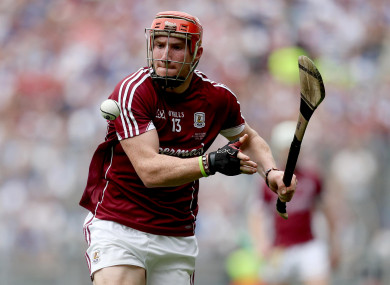 Galway sharpshooter Conor Whelan (file pic).