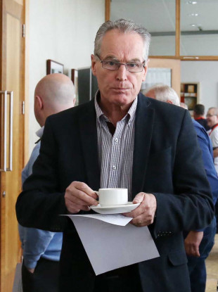 Gerry Kelly, who was filmed removing a clamp from his car with a bolt cutters, says he has now paid the fine.