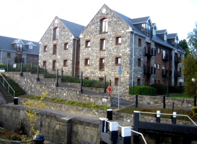 Apartments at the Twelfth Lock, where Blanch meets Castleknock