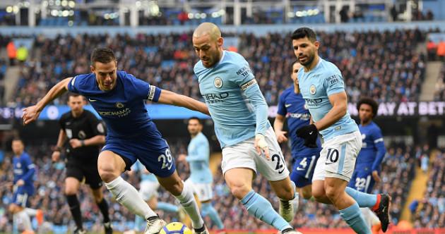 As it happened: Man City vs Chelsea, Premier League