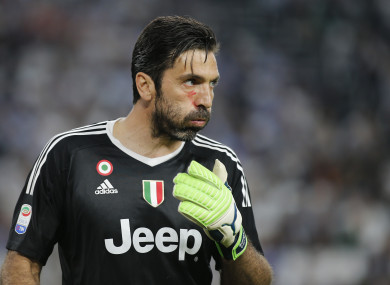5405bae84d8 Angry Buffon rubbishes talk of rift with teammate · The42