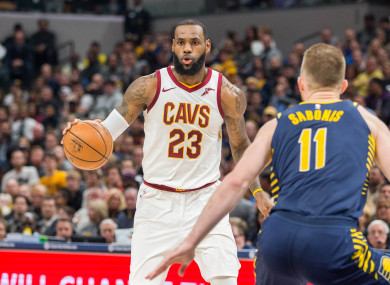 Can the Cavs and Warriors flip the switch? Your NBA round