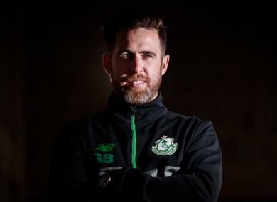 Hoops manager Stephen Bradley.