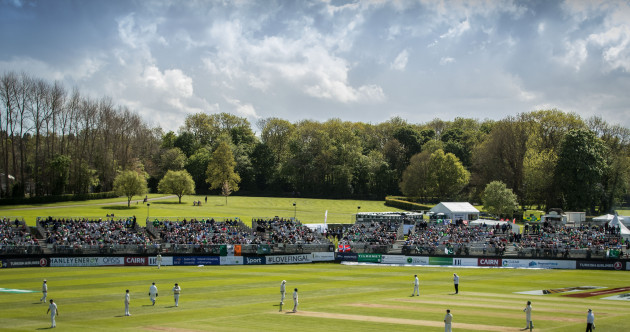 'A fantastic day': Ireland get a taste of the promised land in Malahide