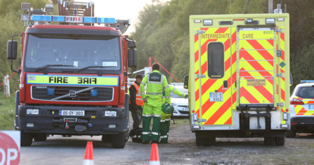 Plane remains at crash site as investigation into deaths of man and boy (7) continues