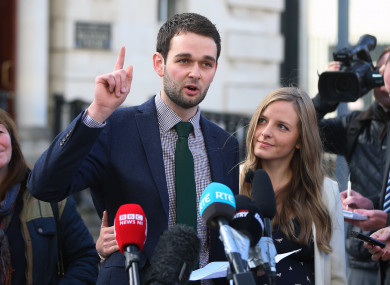 Daniel and Amy McArthur have appealed the case to the UK's highest court.