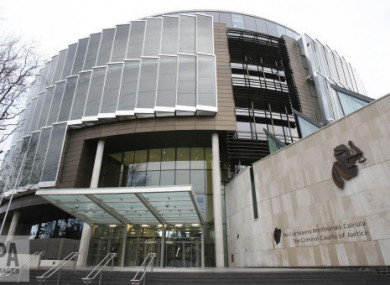 The man appeared in court in Dublin.