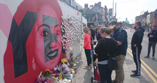 'We did it': The messages people have been leaving at the Savita Halappanavar mural