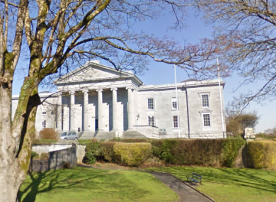 Enns Courthouse, where tributes were paid to Gráinne O'Neill today.