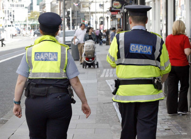 Most rank-and-file gardaí have no tactical training to deal with