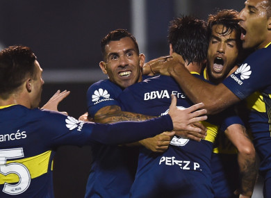 Tevez: 'This time it won't be the same.'