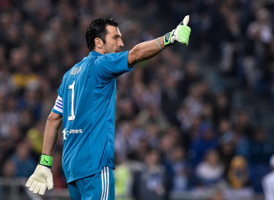 Buffon is regarded as one of the finest goalkeepers to ever play the game. 2eadf2a588b40