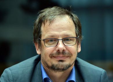 Journalist Hajo Seppelt (file pic).