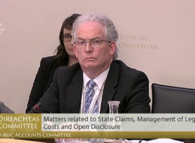 89c45d2888631 He s lashing out   Tony O Brien criticises TDs  conduct at committee ...