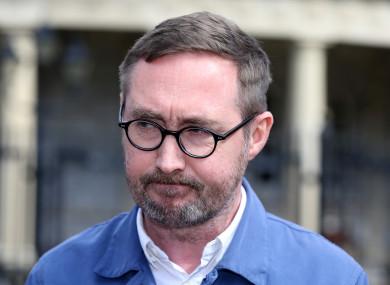 Sinn Féin housing spokesperson Eoin Ó Broin.