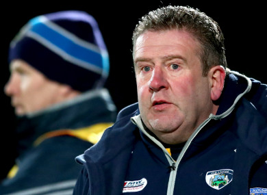 Eamonn Kelly's tenure as Laois senior hurling manager has come to a close.