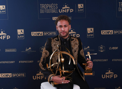 The club came under investigation over the signing of Neymar from Barcelona.