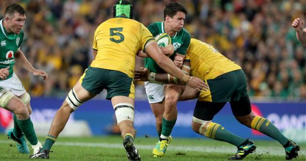 As it happened: Australia v Ireland, first Test