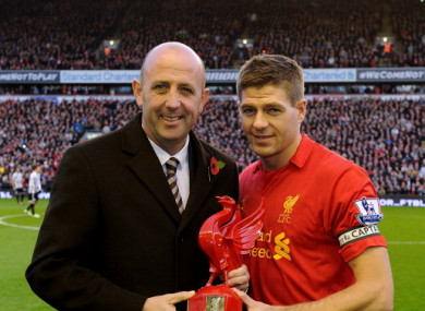 McAllister will be Gerrard's assistant at Rangers.