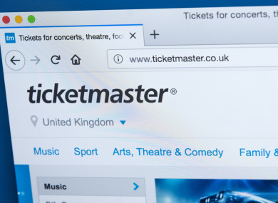 ticketmaster hacked what to do