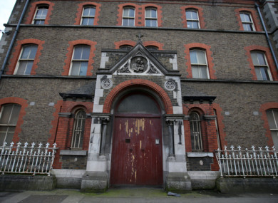 The site of the former Magdalene Laundry/Mothers and Babies home on Sean McDermot Street in Dublin