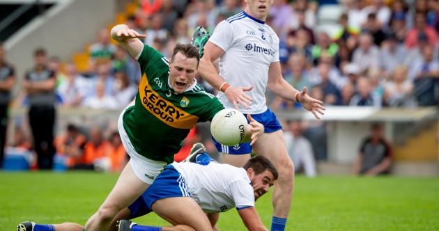 As It Happened: Monaghan v Kerry, All-Ireland senior football Super 8s