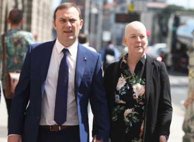 Ruth Morrissey's lawyers argue that failures to correctly report previous smear tests resulted in devastating consequences for the Morrissey family.
