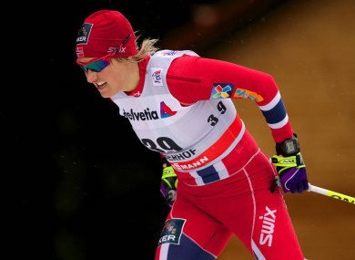 Skofterud retired from top-level cross-country skiing in 2015.