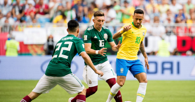 As it happened: Brazil v Mexico, World Cup last 16