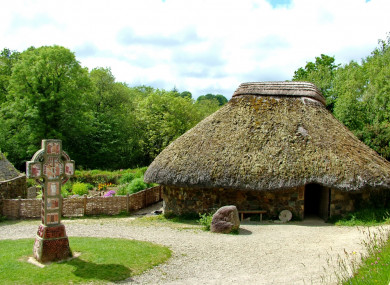 National heritage park, Wexford