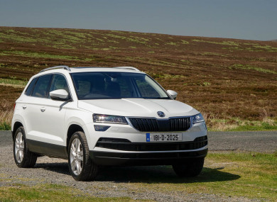 review the skoda karoq is a strong contender to rival the tiguan and the ateca. Black Bedroom Furniture Sets. Home Design Ideas