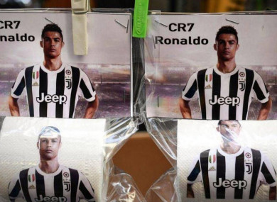 innovative design e47b0 5f8b6 Ronaldo set to begin Juve adventure in intimate alpine ...