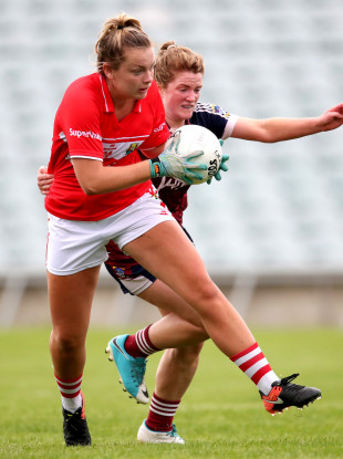 In action against Westmeath recently.